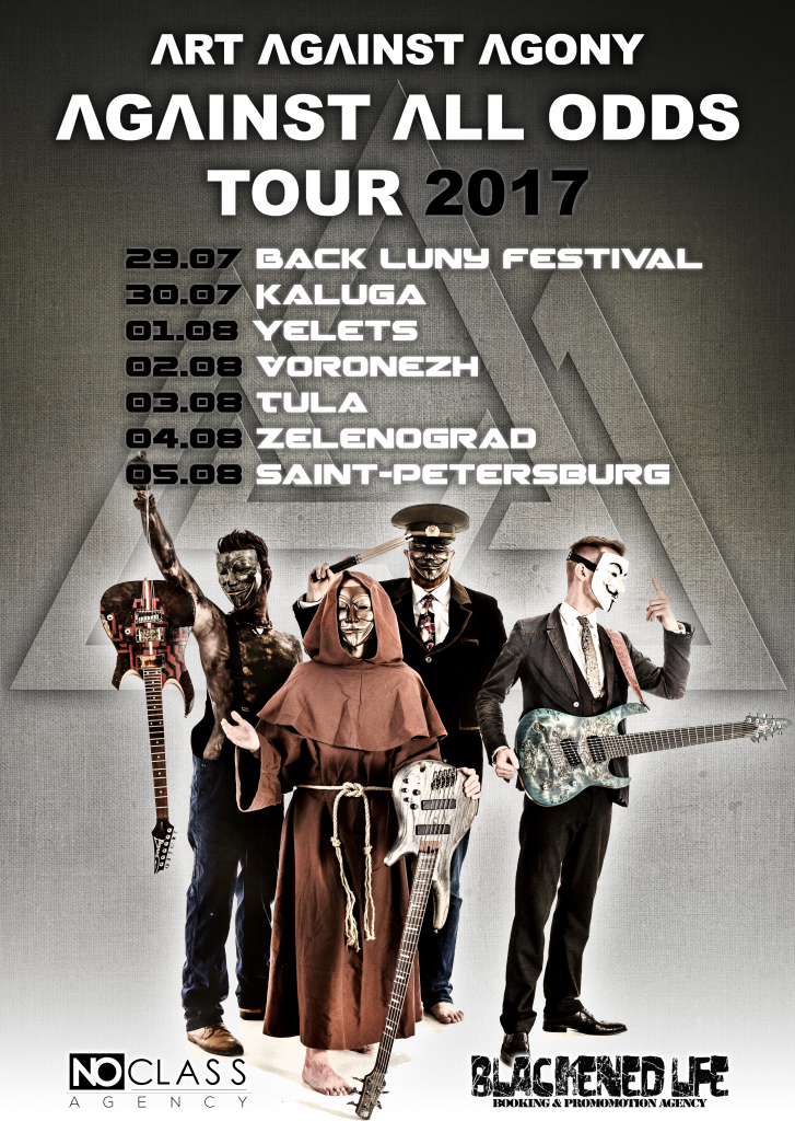 Tour Poster Russia